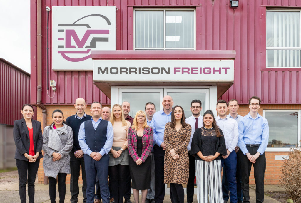 Morrison Freight introduction