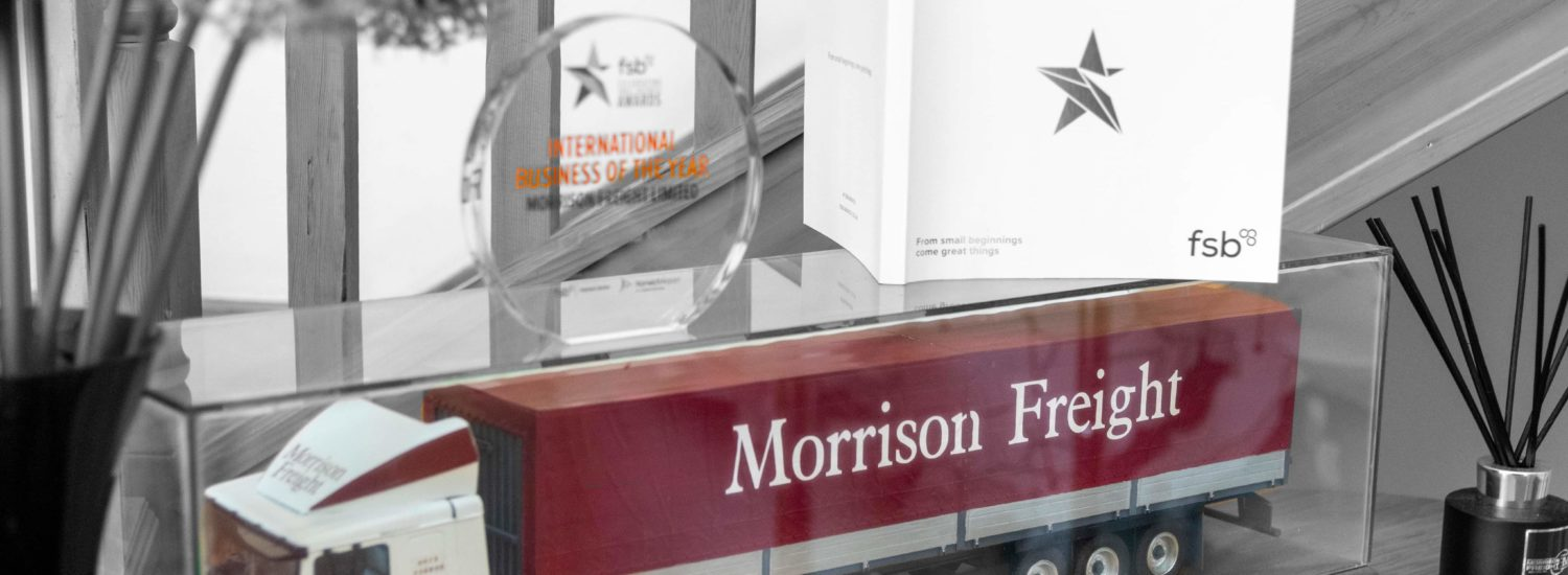 About Morrison Freight
