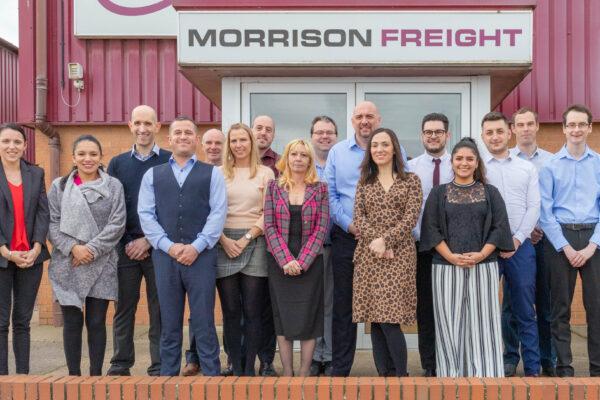 Morrison Freight team