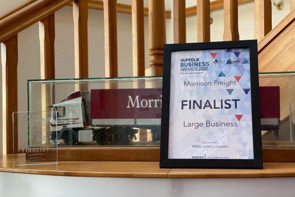 Suffolk Business Awards finalists